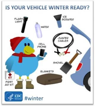 Is Your Vehicle Winter Ready?