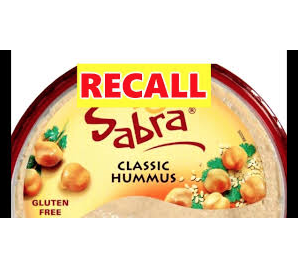 Sabra Issues Voluntary Recall of Hummus Products