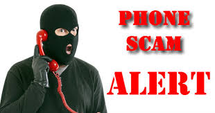 Beware of Telephone Scam Using Health Department Phone Number