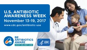 It's Antibiotic Awareness Week!